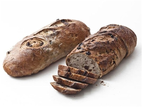 raisin loaf is a sweet and indulgent twist on traditional loaf bread ...